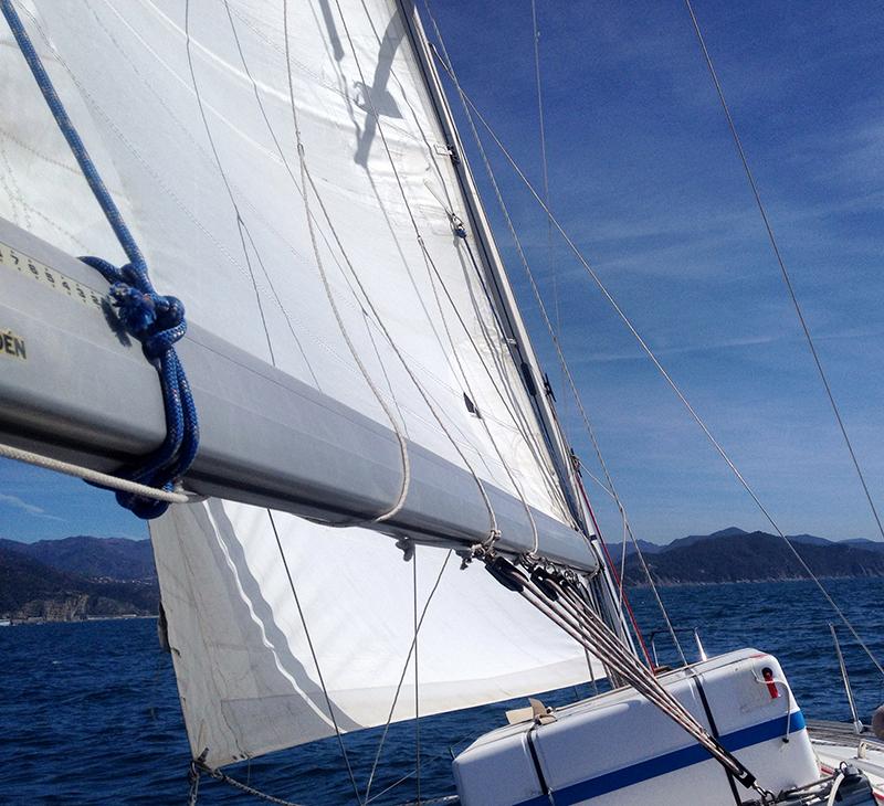 tigullio sailing